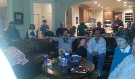 2014 Super Bowl Party